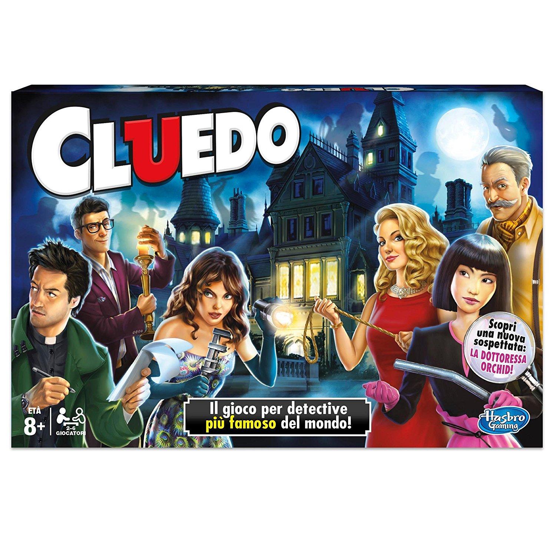 gioco da tavolo Cluedo
