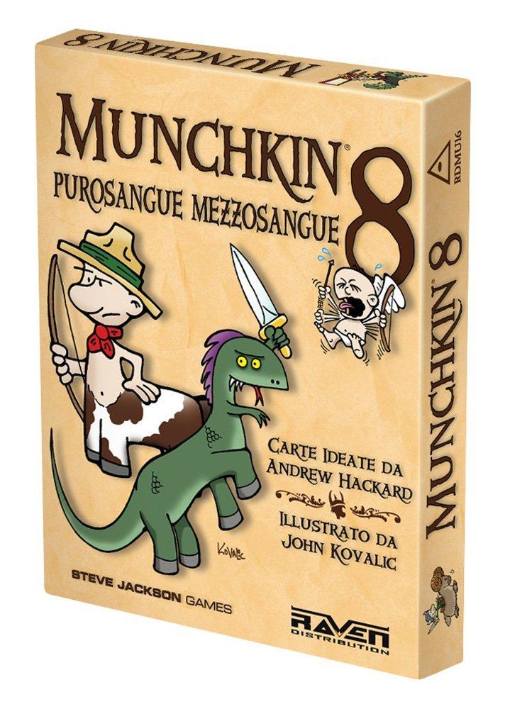 gioco di ruolo munchkin